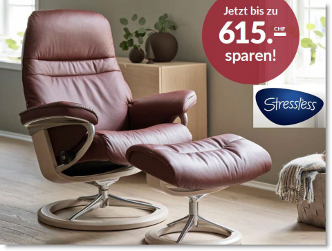 Stressless  Sunrise Relaxsessel Aktion