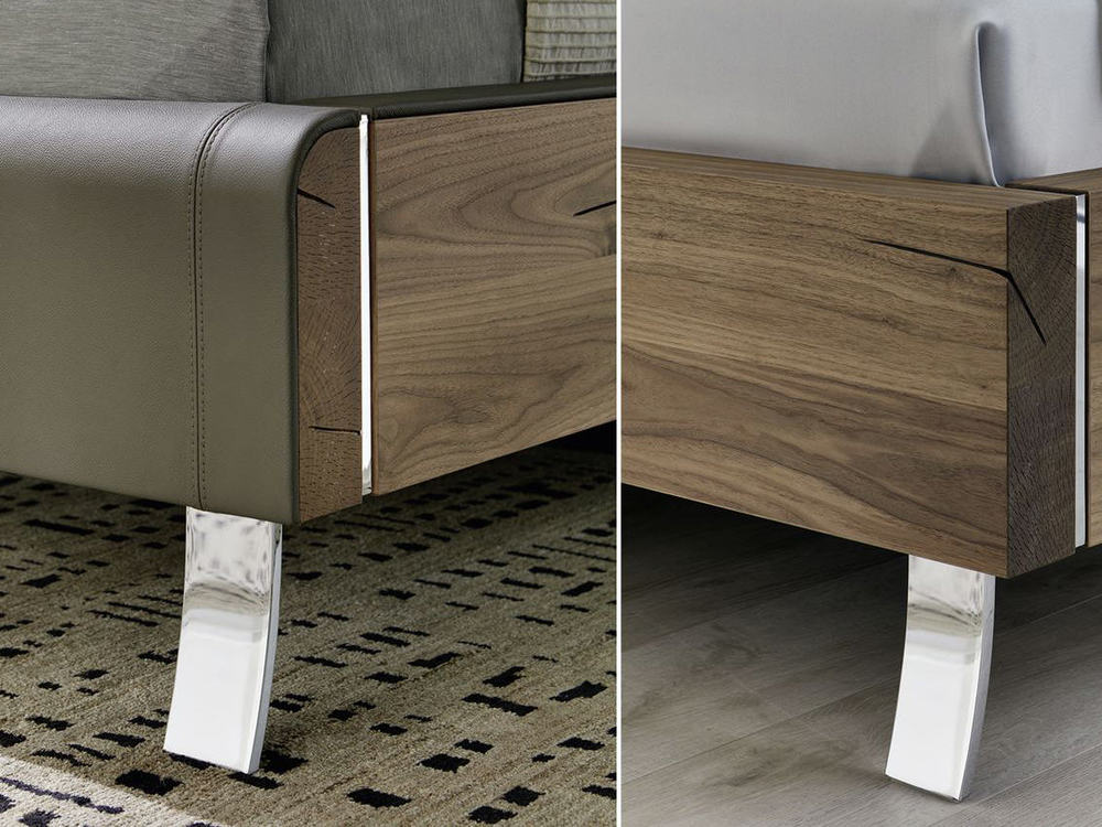 Schlafzimmer hülsta GENTIS in Holz massiv - Möbel Waeber Webshop